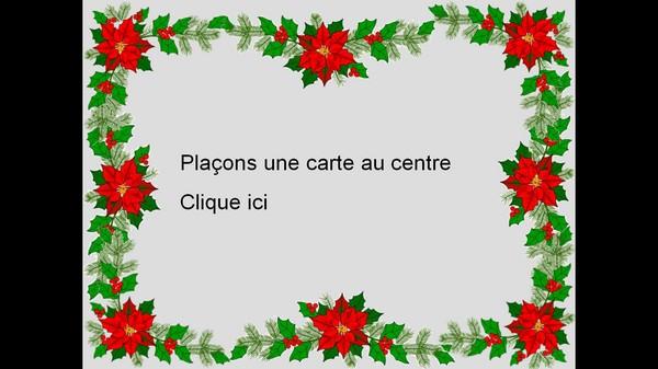 Diaporama – Faisons une carte de Noël – Belle Picotine